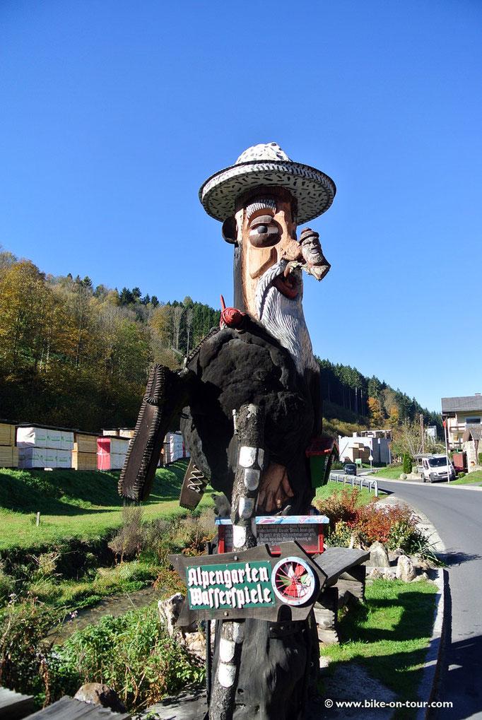Waldbach, Steirisches Joglland, Wechselgebiet