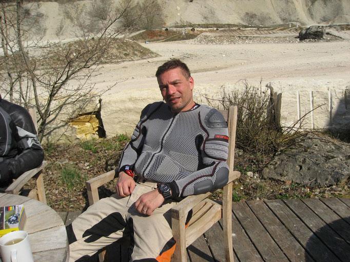 BMW-Enduropark Hechlingen, Deutschland - Andre
