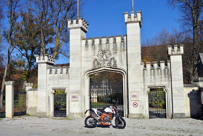 Wienerwald, Hernstein