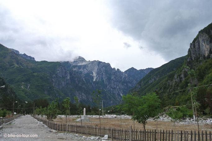 Balkan 2014 • Albanien • Theth