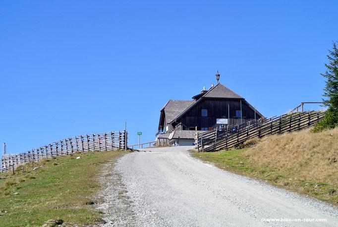 Pretul-Alpe, Roseggerhütte