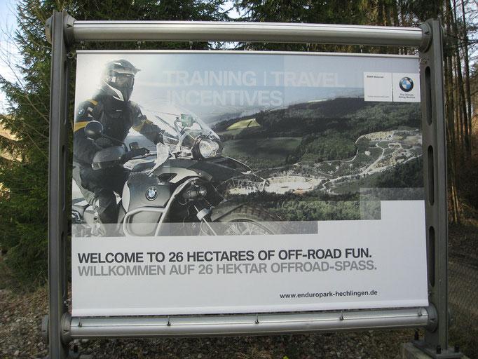 BMW-Enduropark Hechlingen, Deutschland
