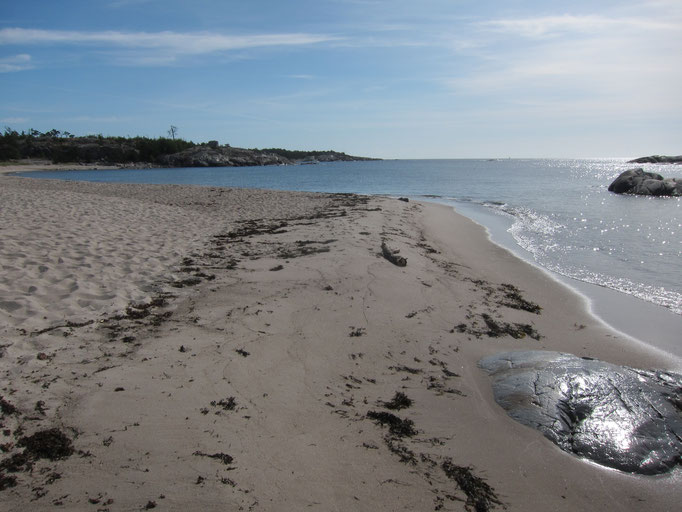 Stora Sand, Utö