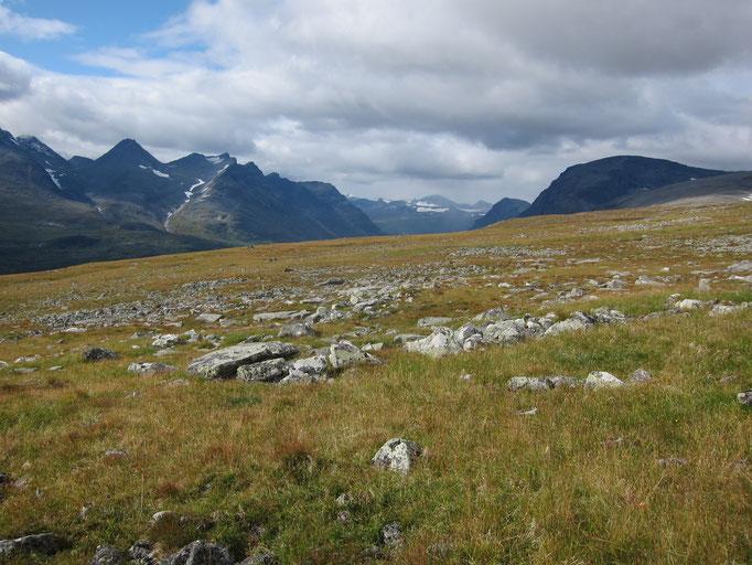 North of Rapadalen