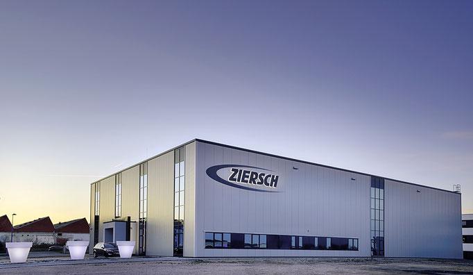 Außenaufnahme ZIERSCH GmbH