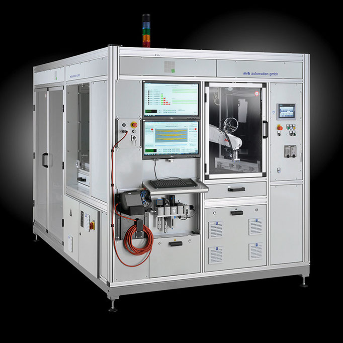 Industriefotografie, Anlagefoto für MRB Automation GmbH