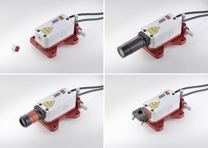 Produktserie für SIOS Meßtechnik GmbH