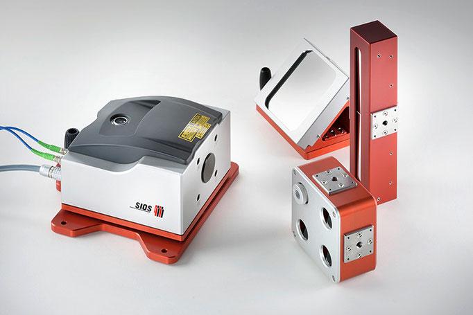 Produktfotografie, Studiofotografie für SIOS Meßtechnik GmbH, Ilmenau