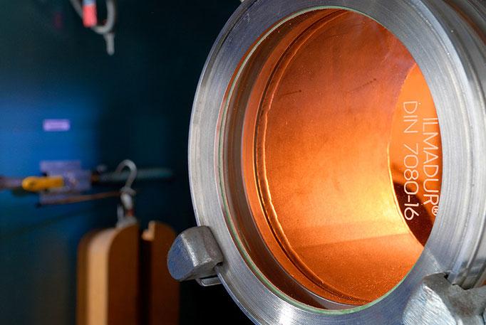 Produktfoto, Industriefotografie, Schauglas, Technische Glaswerke Ilmenau