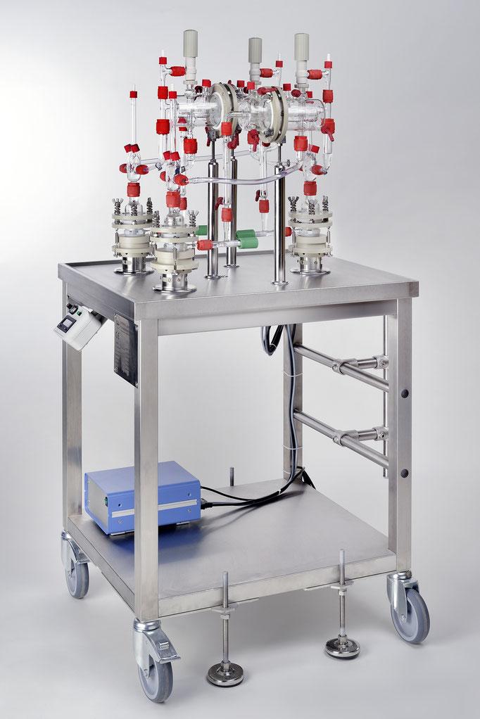 Anlagen-Detail, Normag Labor- und Prozesstechnik GmbH