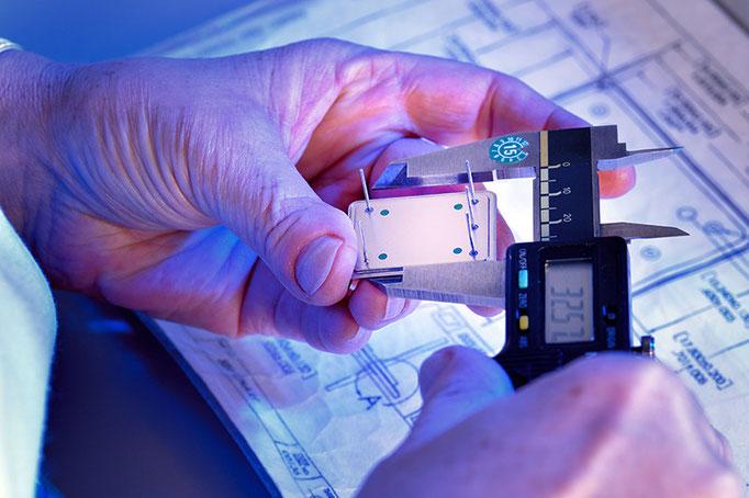 Industriefotografie für die SIMEK GmbH Ilmenau