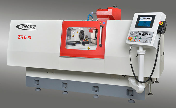 Industriefoto, Produktaufnahme für die ZIERSCH Schleifmaschinen, Ziersch GmbH Ilmenau