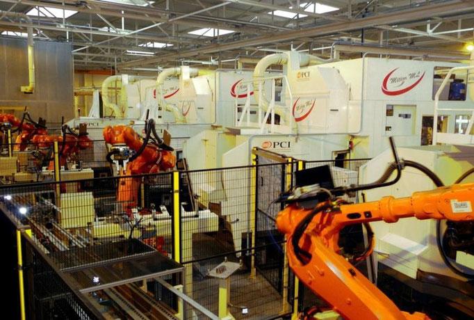 Robots automobiles