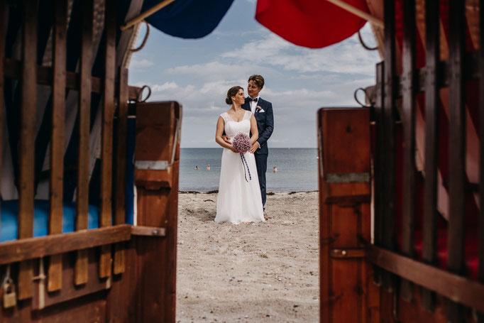 Hochzeit in Laboe