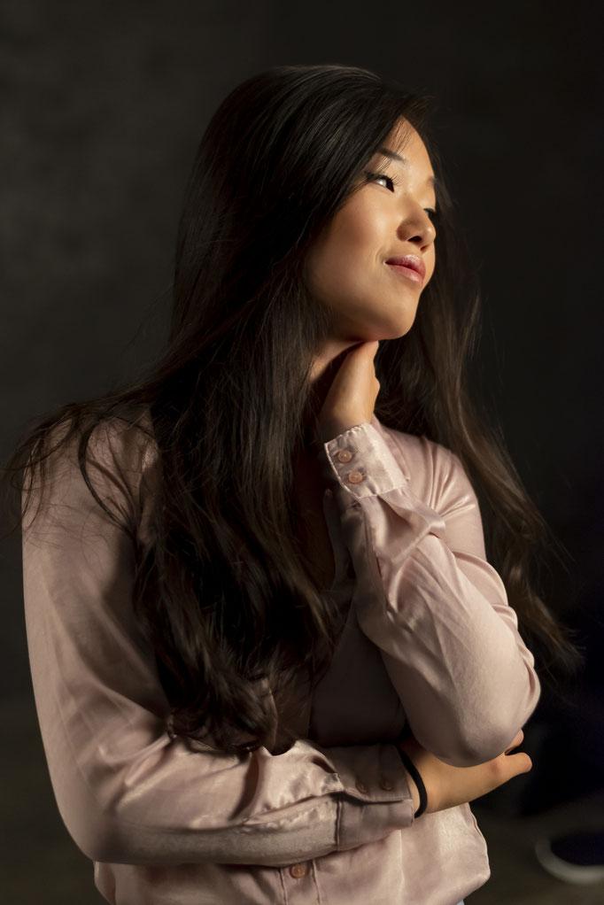 Marina Hu - workshop ritratto