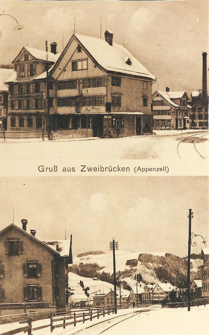 GAIS - Postkarte aus Zweibrücken