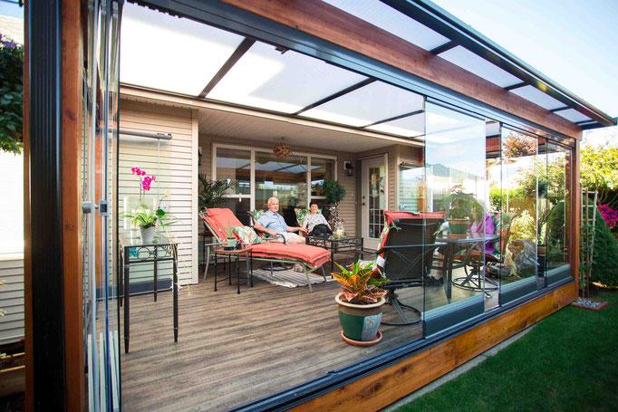 Acristalamientos para terrazas y porches numero 1 en for Acristalamiento de porches