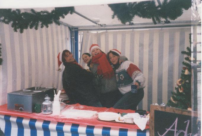 Weihnachtsmarkt 1999