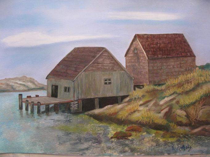 Lobster House, Peggy's Cove Nova Scotia