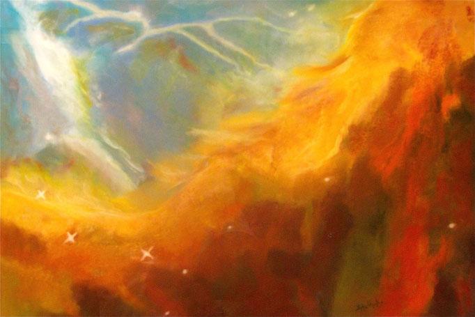 The Swan Nebula N/A