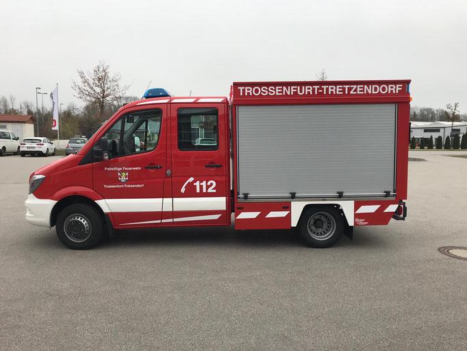 Bild: Feuerwehr Trossenfurt-Tretzendorf