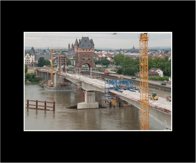 FW38 Bauendphase Brücke (Kurt Jost)