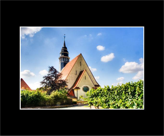 FW104 Gustav-Adolf-Kirche Horchheim, 2008 (Dieter Stautz +)