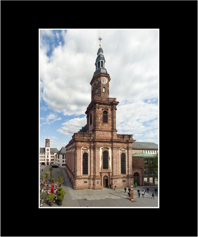 FW124 Dreifaltigkeitskirche, 2019 (Norbert Rau)