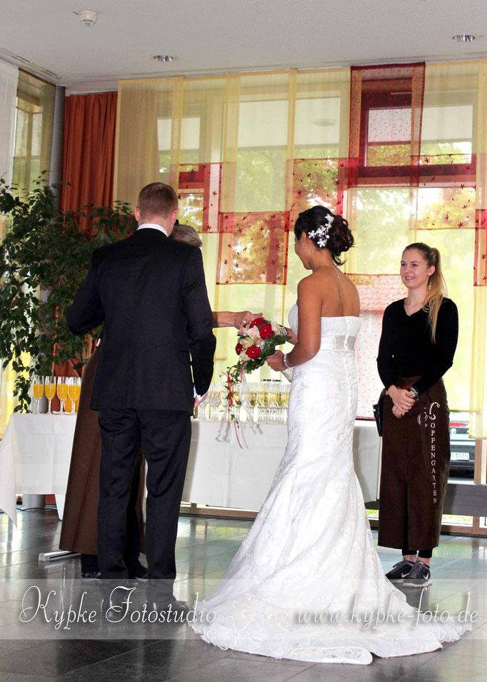 Hochzeits Fotoshooting by Kypke Fotostudio
