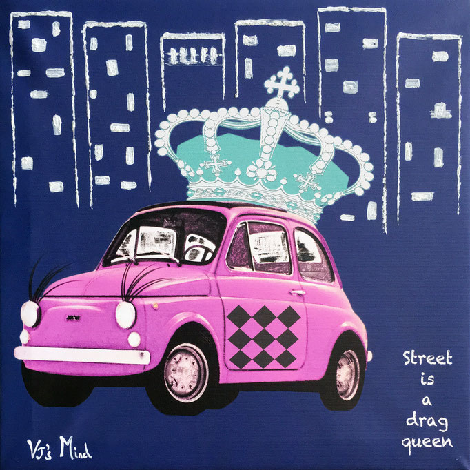 Street is a drag queen 1