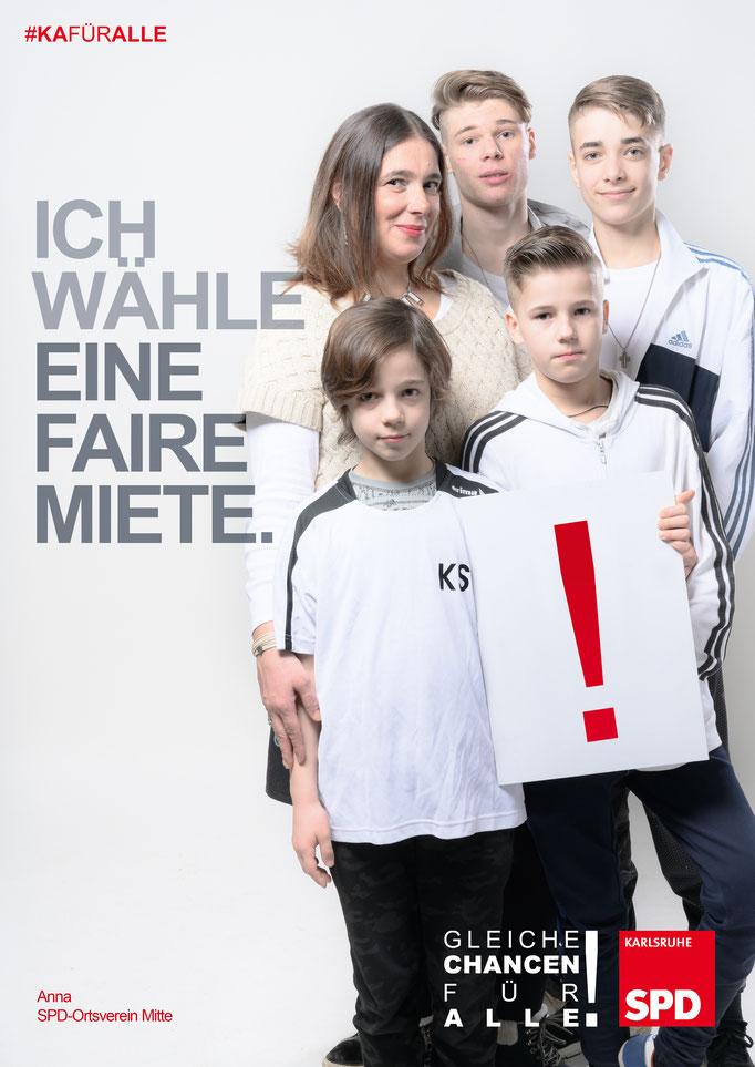 SPD Karlsruhe / Foto: Daniel Cornicius