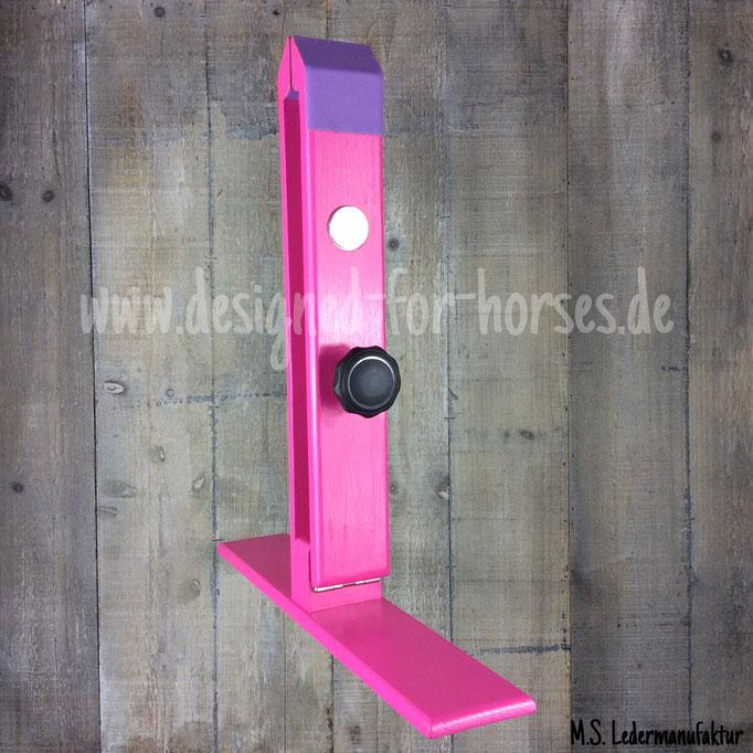 Nähkloben, Nähpony Pink Lila