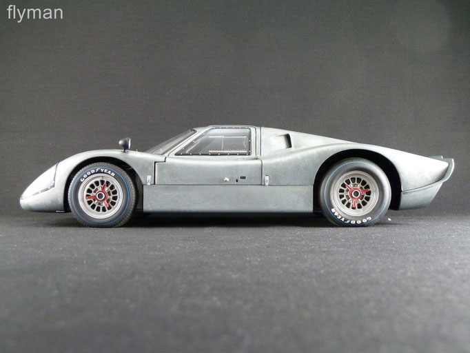 1:12 Ford GT40 MK IV - GMP