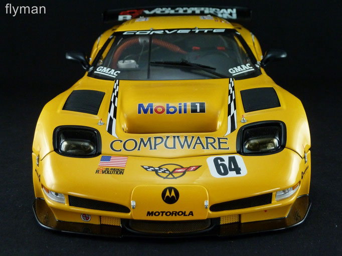 1:12 Chevrolet Corvette C5-R - GMP