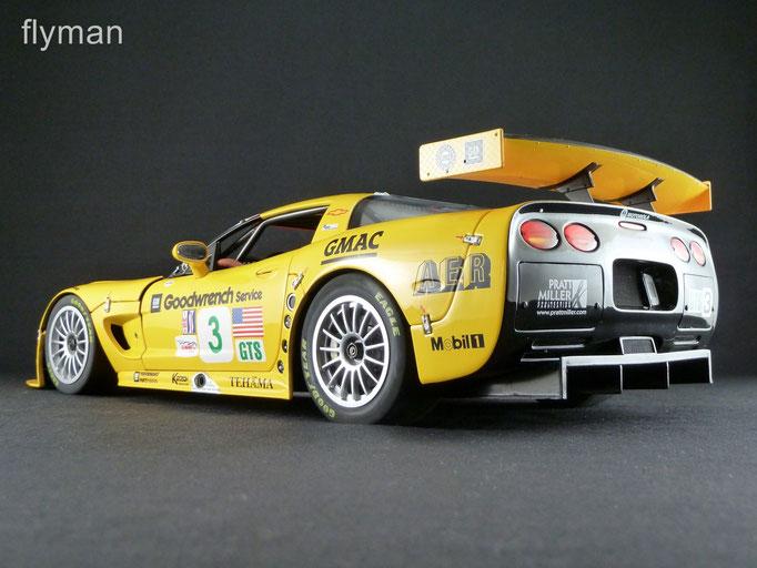 1:12 Chevrolet Corvette C5-R - GMP1:12 Chevrolet Corvette C5-R - GMP