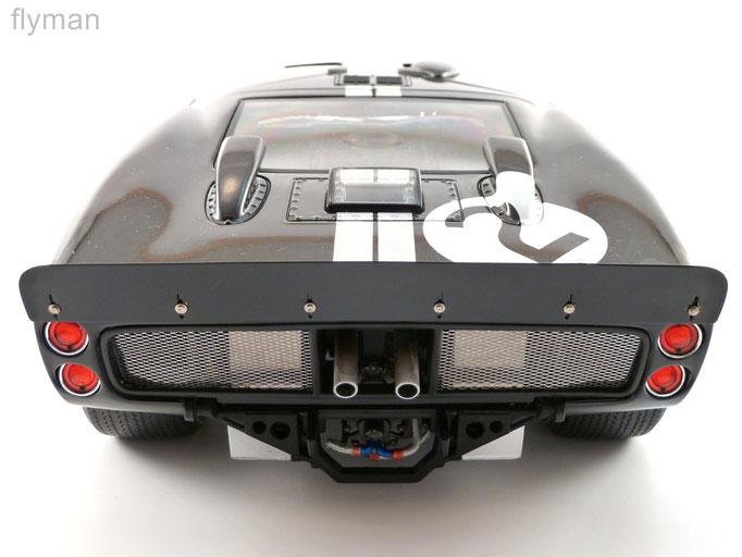 1:12 Ford GT40 MK II - GMP