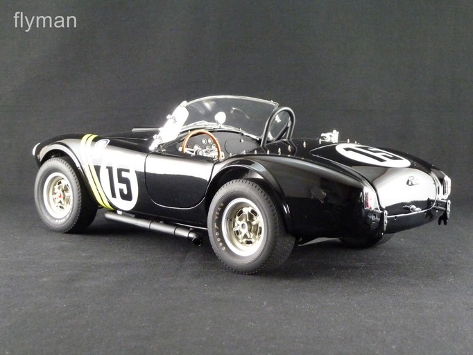 GMP 1202611 - 1:12 - Shelby Cobra 289 #15