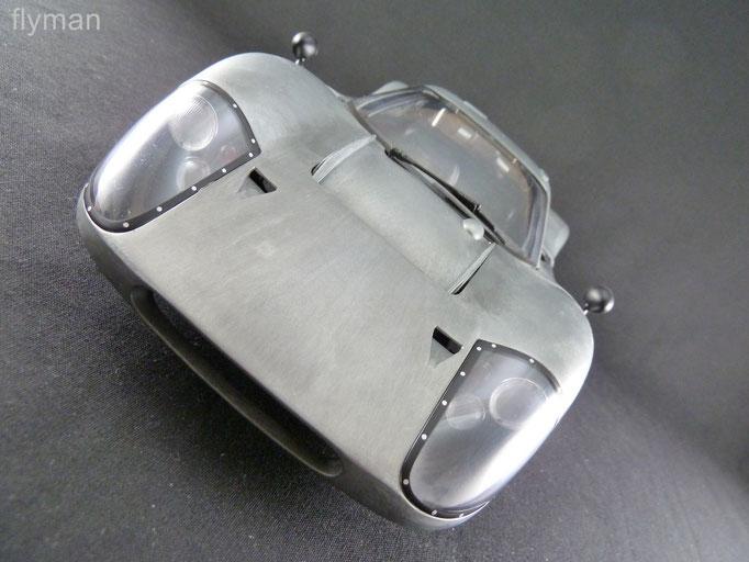 1:12 Ford GT40 MK IV - GMP