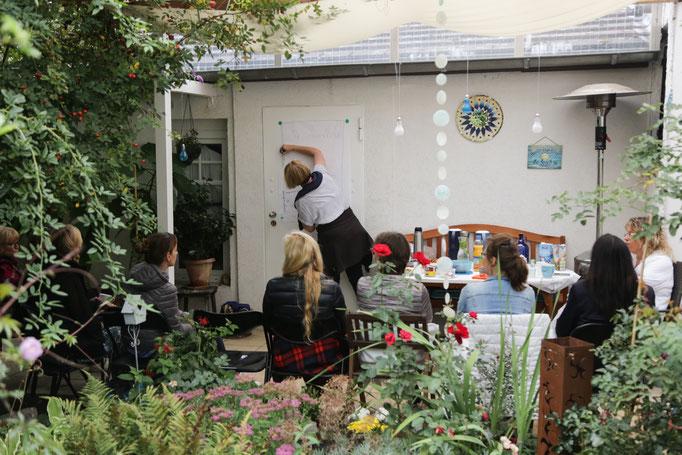 Vortrag im Seminargarten Köln