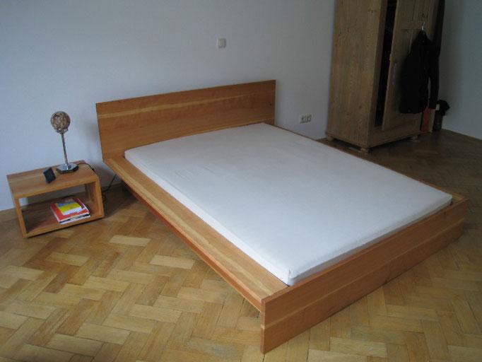 Schlafzimmermöbel © Ladenbau Berschneider, Deining