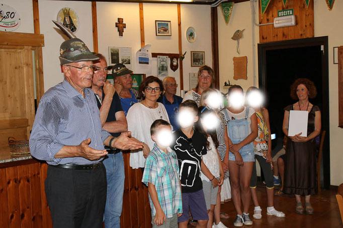 ANA San Giorgio di Nogaro - Serata bambini bielorussi 2017