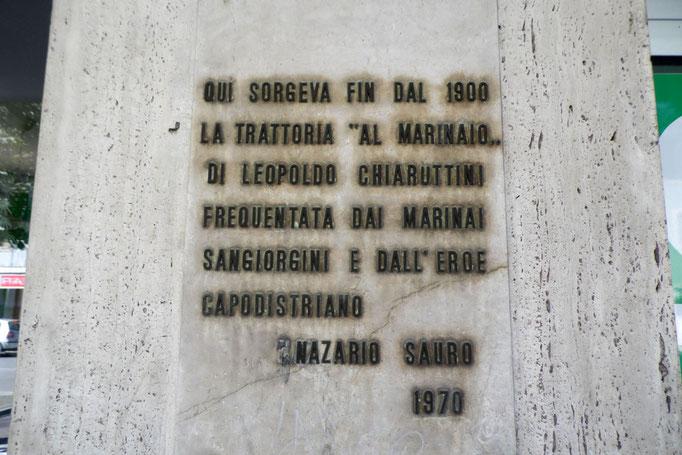 ANA San Giorgio di Nogaro - Romano Sauro