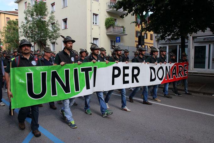 Alpini San Giorgio - Adunata 2018