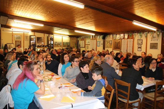 4 marzo 2017 - A cena contro il terremoto