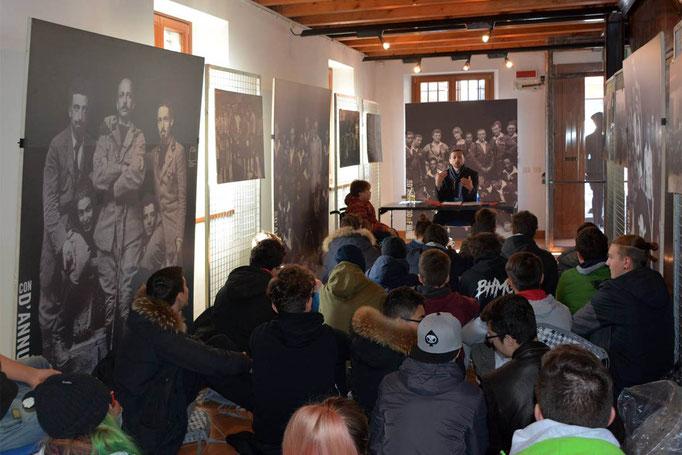 Ana San Giorgio - Storytellers
