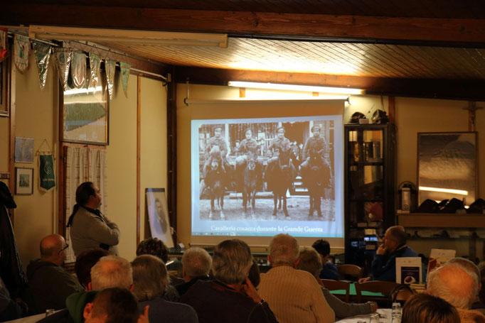 ANA San Giorgio - A cena con la storia
