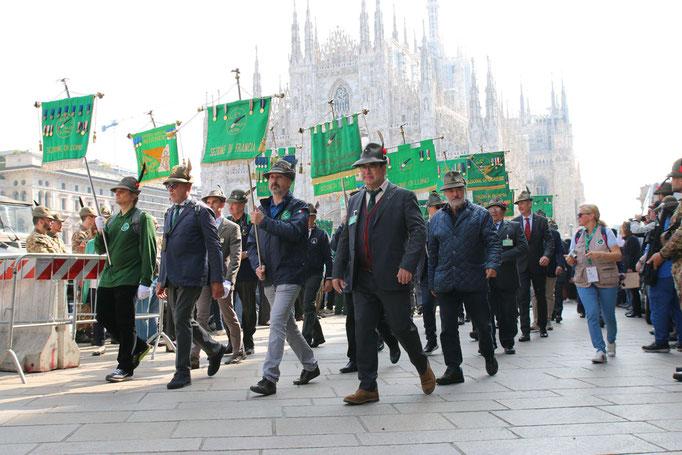 ANA San Giorgio - Adunata Milano 2019
