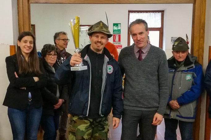 ANA San Giorgio - Gara sci ANA Udine
