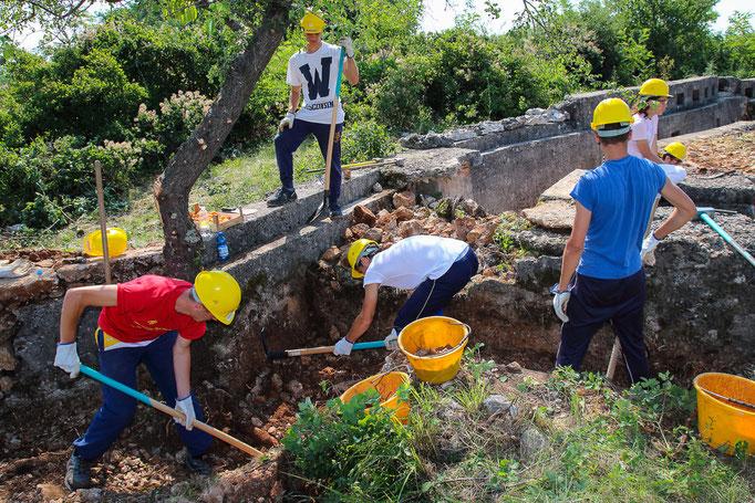 ANA San Giorgio di Nogaro  - Alternanza scuola-lavoro 2017