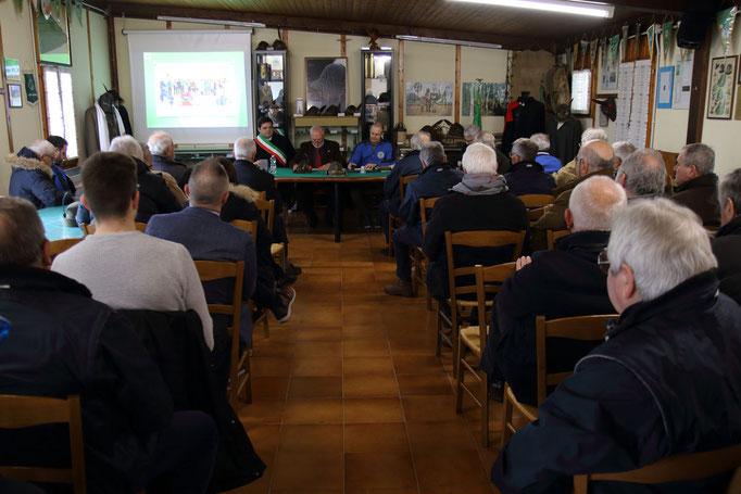 Ana San Giorgio - Assemblea 2019